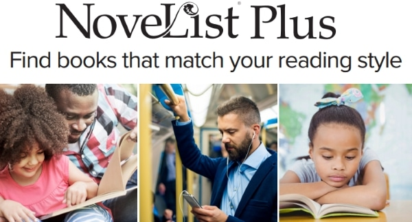 NoveList Plus - Find Books That Match Your Reading Style