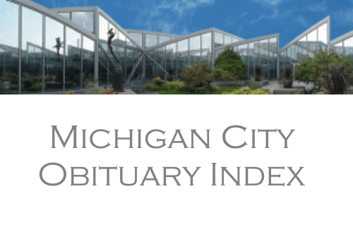 Michigan City Obituary Index