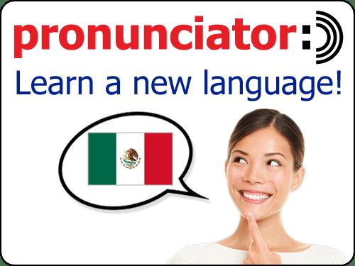Pronunciator - Learn A New Language