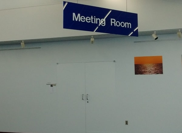 Meeting Room Entry