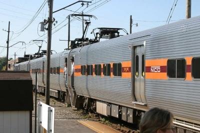 South Shore Railroad Train