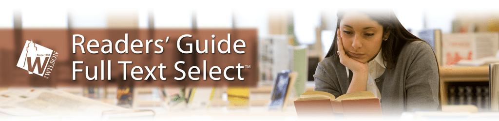 Readers' Guide Full Text Select
