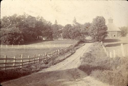 Marian Ridgeway barn