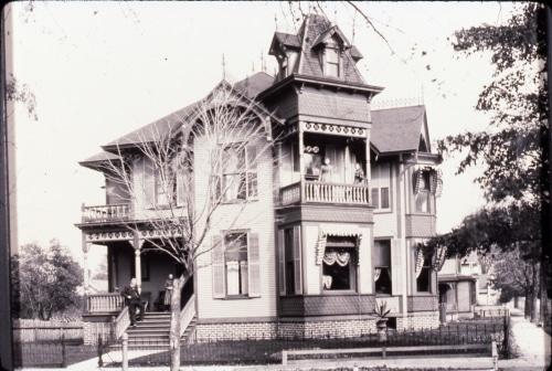 Culbert house