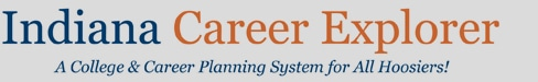 Indiana Career Explorer Logo