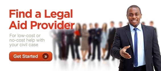 Find A Legal Aid Provider
