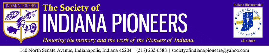 Society of Indiana Pioneers