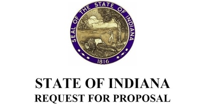 State Of Indiana Request For Proposal