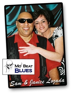 Mo'beat blues performers