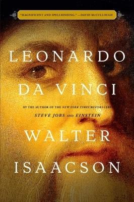 Leonardo da Vinci book jacket