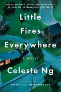 Little Fires Everywhere book jacket
