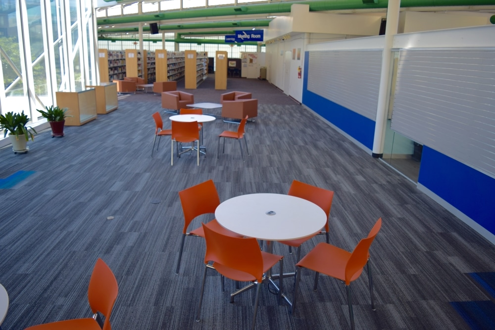 Youth Services Tables