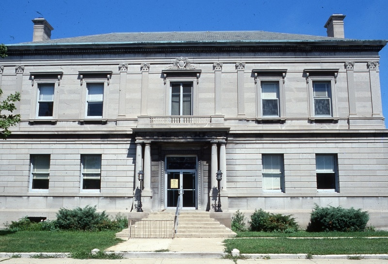 Former Michigan City Public Library Building