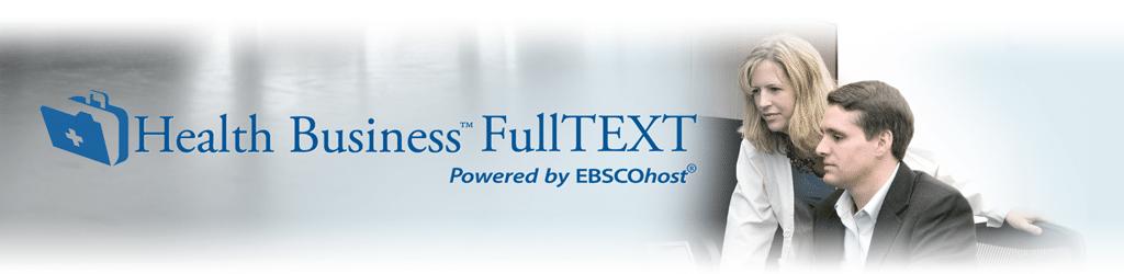Health Business FullTEXT