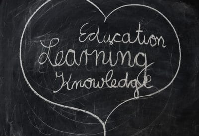 "heart with words 'Education' ""Learning' 'Knowledge'"