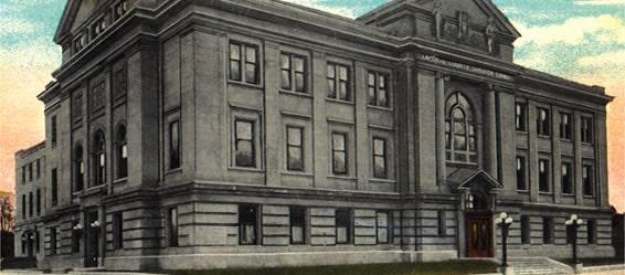 LaPorte County Courts