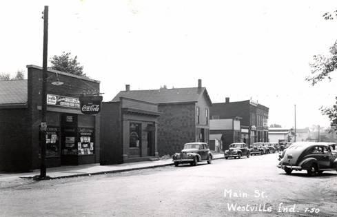 Westville Community Historical Society