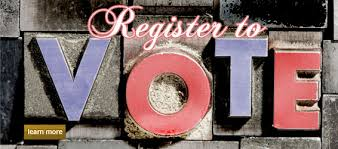 Register to Vote in Person or by Mail