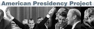 American Presidency Project
