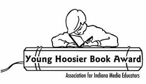Young Hoosier Book Award logo