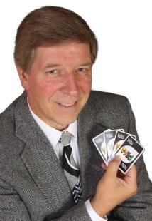 Magician Jim Merrills