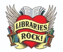 Libraries Rock logo SRP
