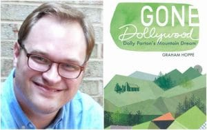 Graham Hoppe and Gone Dollywood book jacket