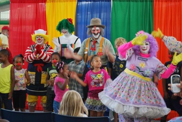 Michiana clowns