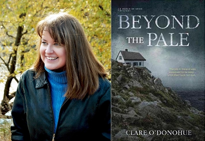 O'Donohue and Beyond the Pale book cover