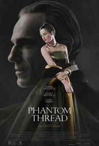 Phantom Thread movie poster