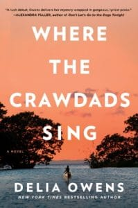 Crawdads book jacket