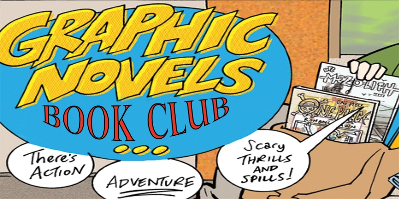 graphic novels book club