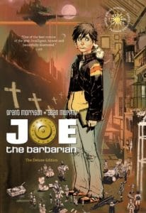 Joe the Barbarian book jacket