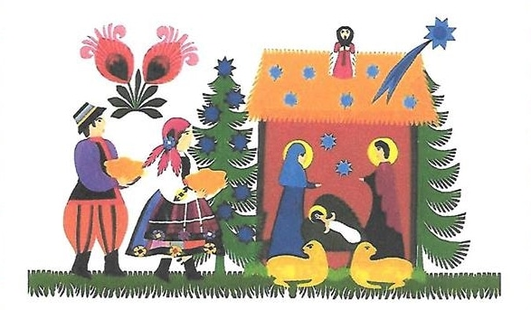 Polish Christmas image