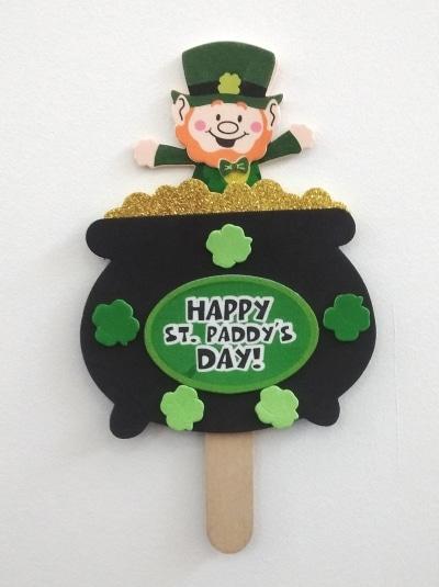 St. Patrick's craft