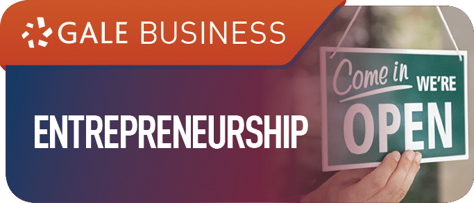 Gale Business: Entrepreneurship
