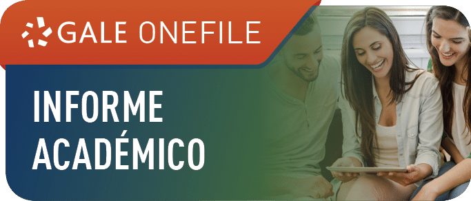 Gale OneFile: Informe Académico