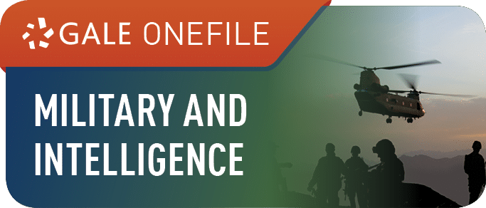 Gale OneFile: Military & Intelligence