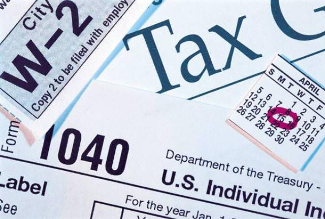 Tax Forms Available Now