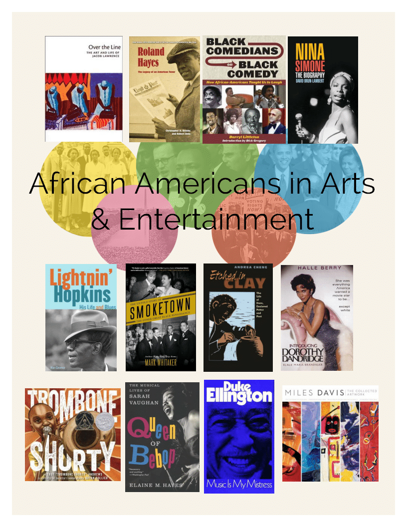 African Americans In Arts And Entertainment
