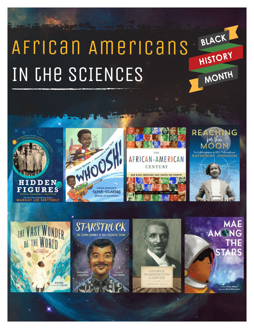 African Americans In The Sciences