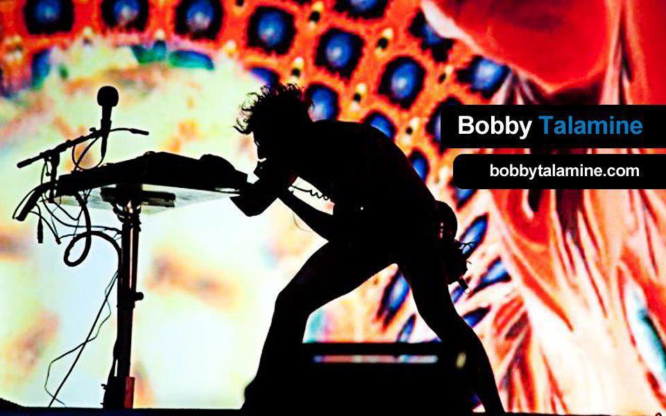 Bobby Talamine photograph