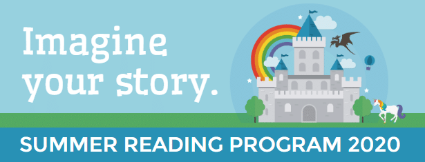 Imagine Your Story - Summer Reading Program