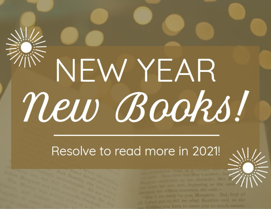 New Year New Books!