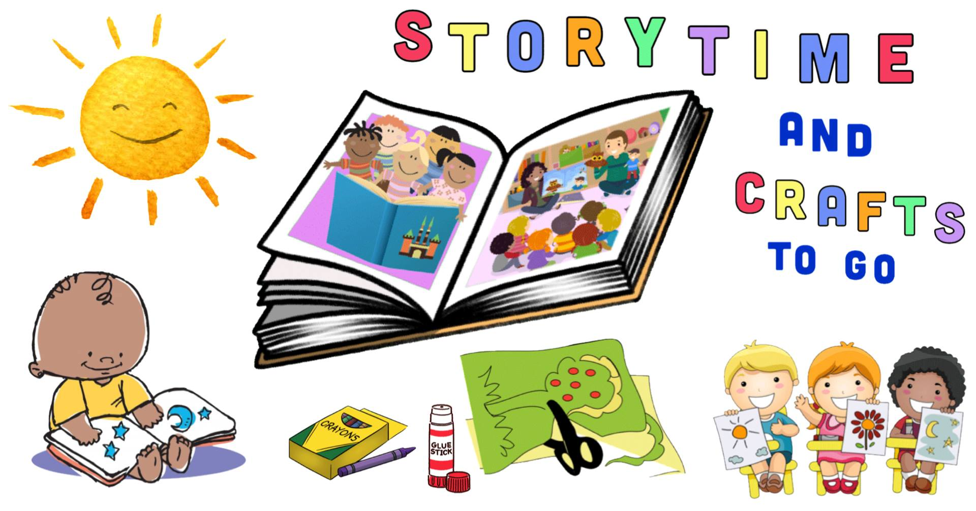 Storytime and Crafts to Go