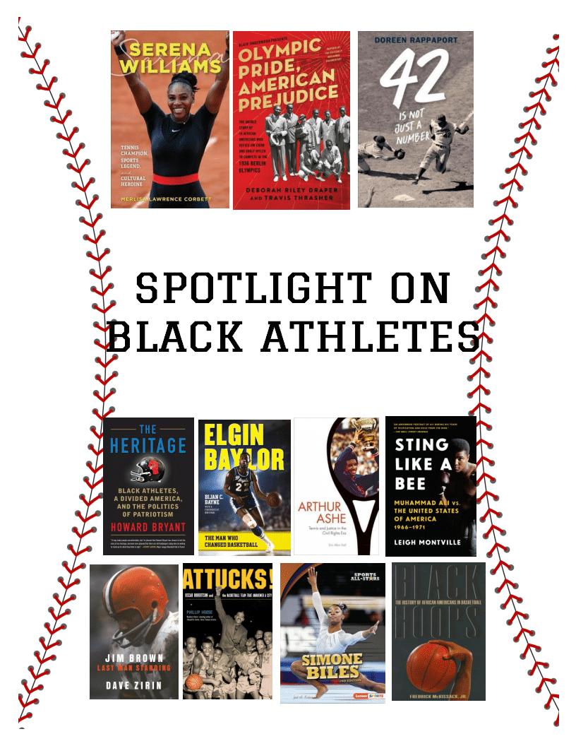 Spotlight On Black Athletes
