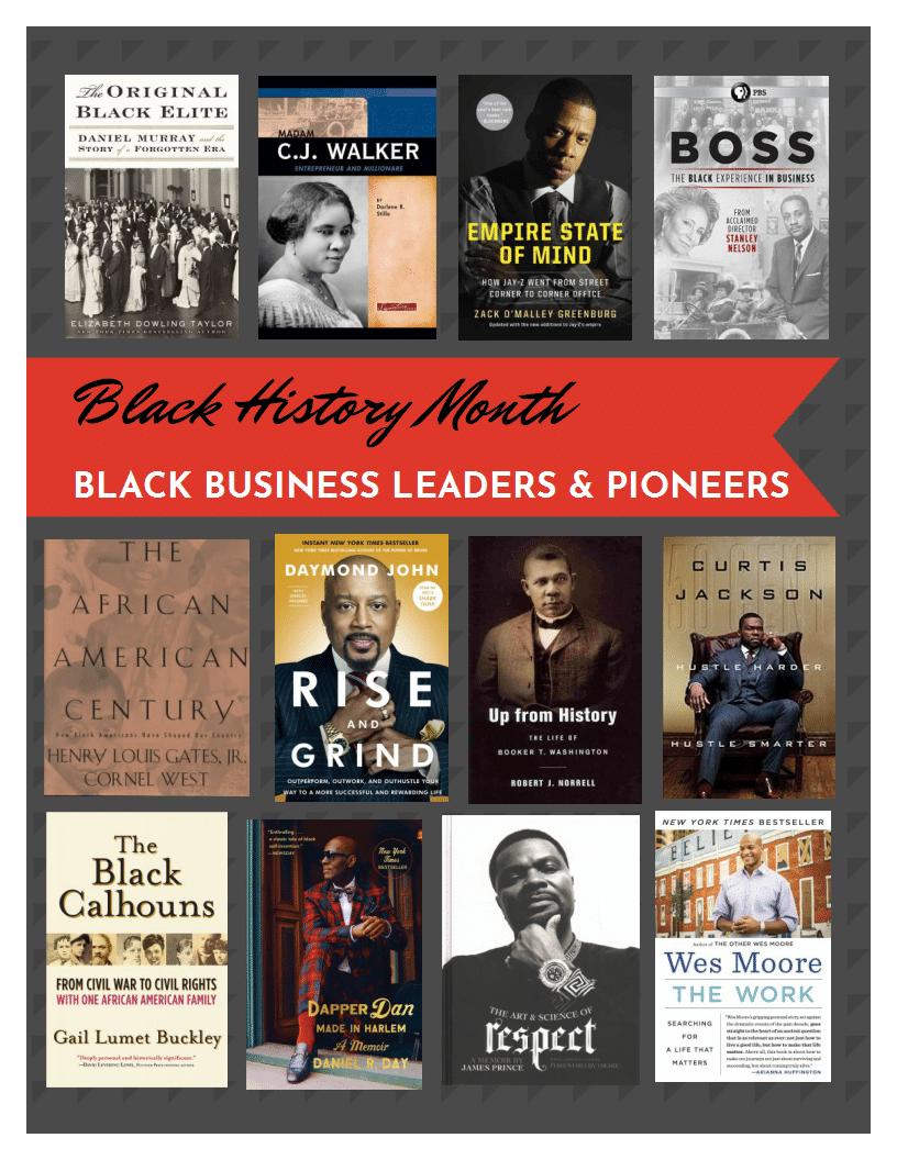 Black Business Leaders & Pioneers