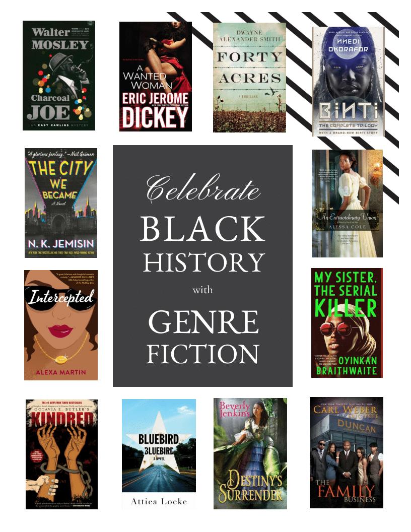 Celebrate Black History With Genre Fiction