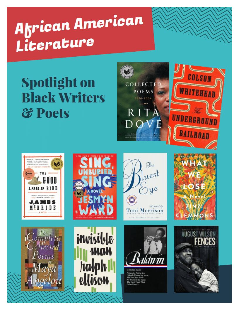Black Writers & Poets