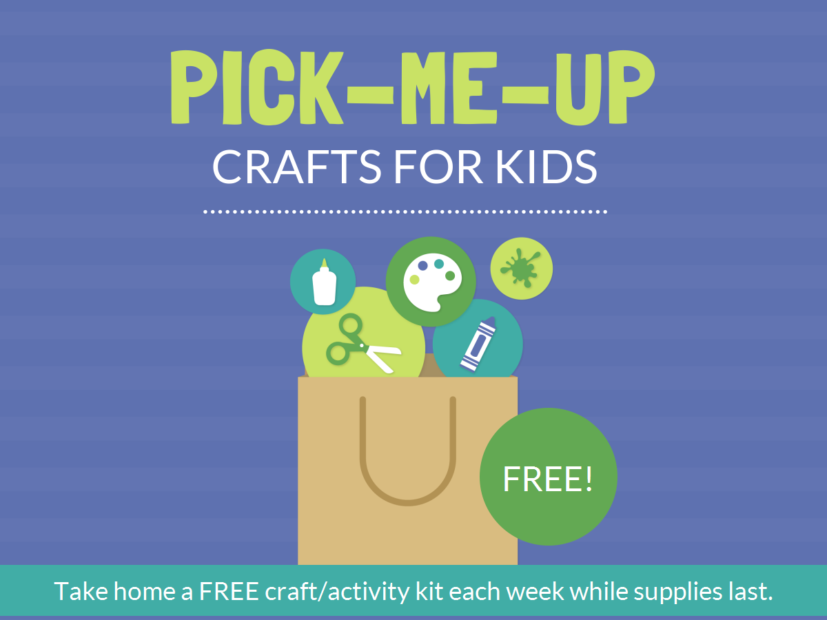 craft kits for kids in Youth Services